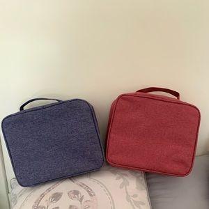 Handbags - Three durable lunch boxes